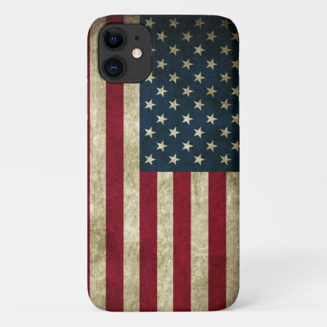 American Flag OtterBox iPhone 11 Case