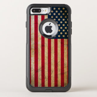 American Flag OtterBox Commuter iPhone 7 Plus Case