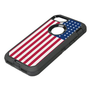 USA Themed American Flag OtterBox Defender iPhone 7 Case