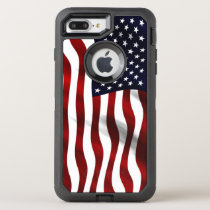 American Flag OtterBox Defender iPhone 8 Plus/7 Plus Case