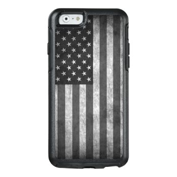 American Flag Otterbox Iphone 6/6s Case by stevelaven at Zazzle