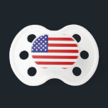 "American flag pacifier<br><div class=""desc"">american,  flag,  merica,  america,  &quot;&#39;merica&quot;,  usa,  &quot;usa flag&quot;,  patriotic,  patriotism,  &quot;united states&quot;,  &quot;united states of america&quot;,  &quot;july 4th&quot;,  &quot;july forth&quot;,  &quot;forth of july&quot;,  &quot;4th of july&quot;,  &quot;independence day&quot;,  stars,  stripes,  red,  white,  blue,  flags,  country, </div>"