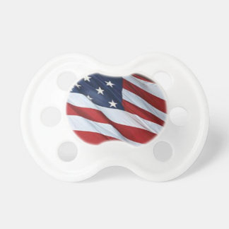 American Flag Pacifier BooginHead Pacifier