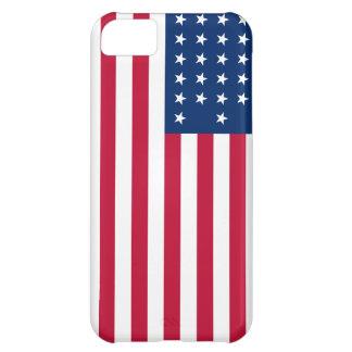 American Flag Patriotic iPhone 5C Cases
