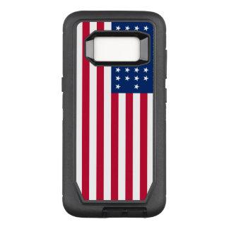 American Flag Patriotic OtterBox Defender Samsung Galaxy S8 Case