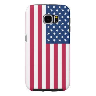 American Flag Patriotic Samsung Galaxy S6 Case