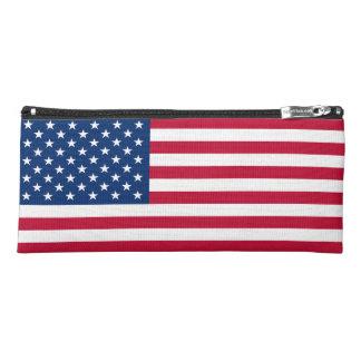 American Flag Pencil Bag