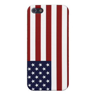 American Flag Personal iPhone 5 Case