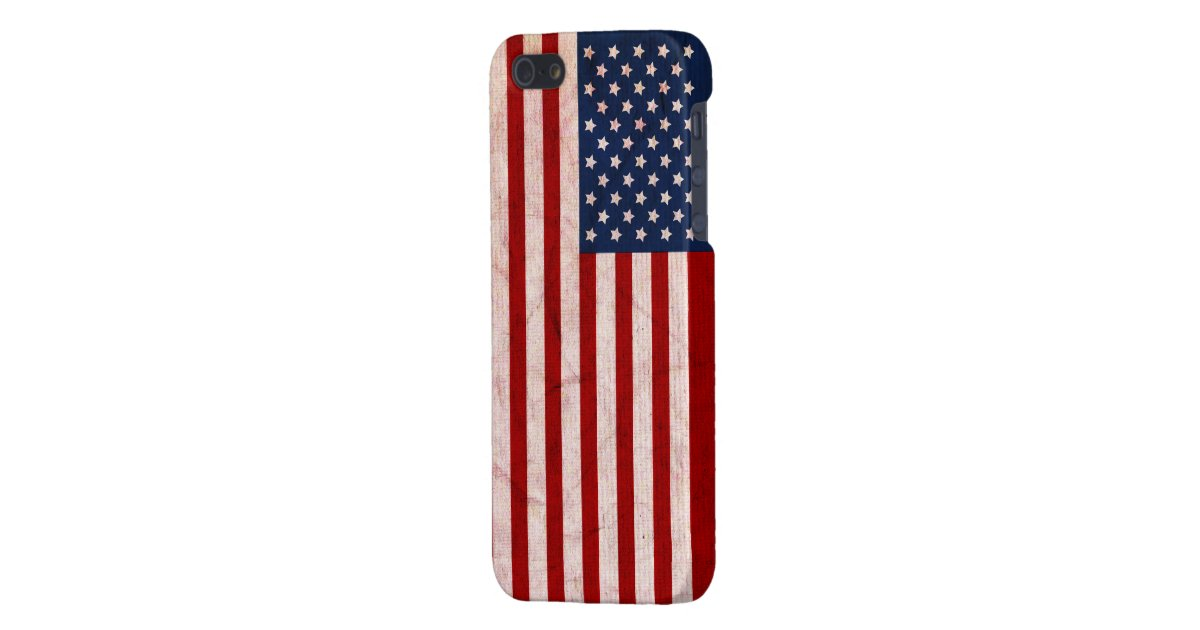 american flag iphone 5s case american flag phone for iphone se 5 5s zazzle 16569