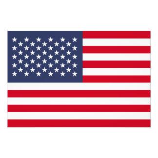 American Flag Photo Art