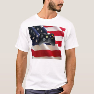 american flag picture, L10665790 T-Shirt