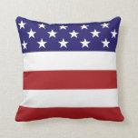American Flag Pillow