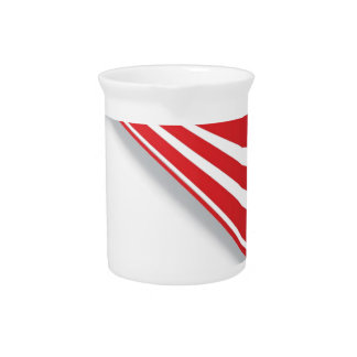 American flag drink pitchers