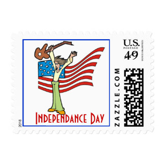 AMERICAN FLAG    POSTAGE STAMPS