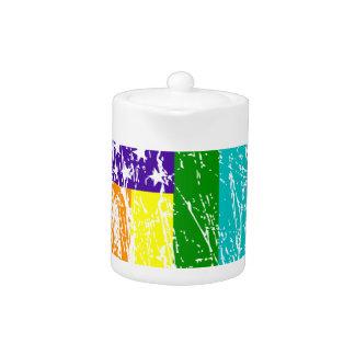 American Flag Pride Teapot