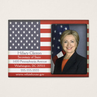 American Flag Profile Cards