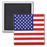 American flag refrigerator magnets
