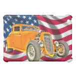 American Flag Roadster Cover For The iPad Mini