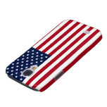 American Flag Samsung Galaxy S4 Cover
