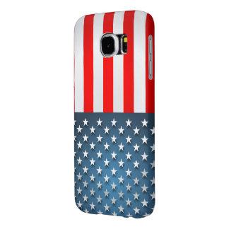 American Flag Samsung Galaxy S6 Case