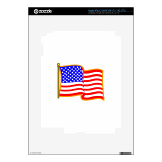 American Flag Decals For iPad 3