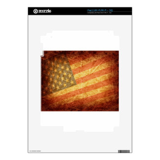 American Flag Decals For iPad 2