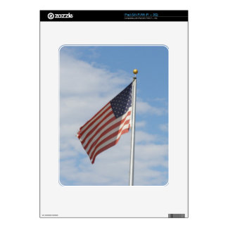 American Flag Skin Skin For The iPad
