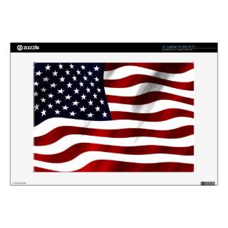 American Flag Skin For Laptop
