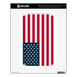 American flag skin for the NOOK