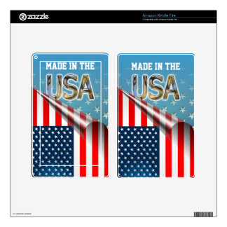 American Flag Skins For Kindle Fire