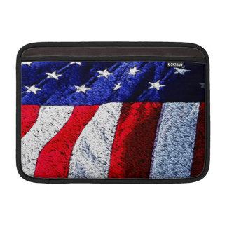 American Flag Sleeve For MacBook Air
