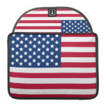 American Flag Sleeve For MacBook Pro