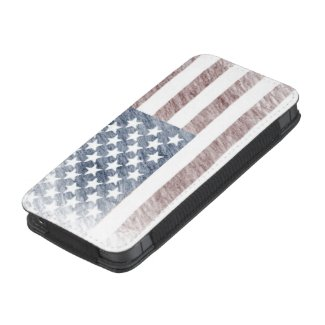 American flag Smartphone Pouch iPhone 5 Pouch