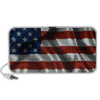 American Flag PC Speakers