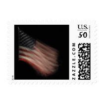 American Flag Stamp