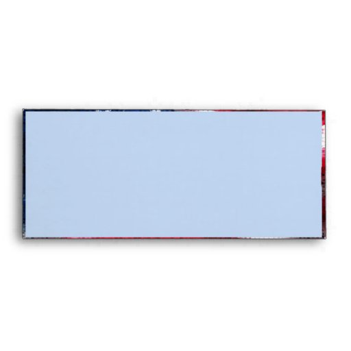 American Flag Standard Envelopes