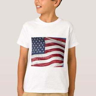 American Flag,Star Spangled Banner red white blue T-Shirt