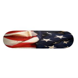 American Flag Stars & Stripes Skateboard