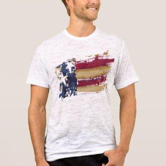 American Flag T Shirt shirt