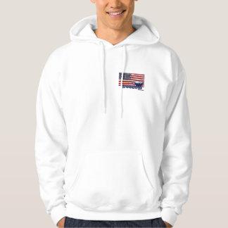 American Flag Tea Party Hoody