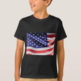 American-flag-Template T-Shirt