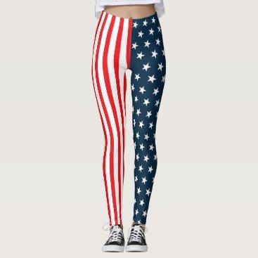 UrHomeNeeds American Flag | The Stars And Stripes Leggings