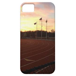 American Flag Track and Field iPhone 5/5S Case