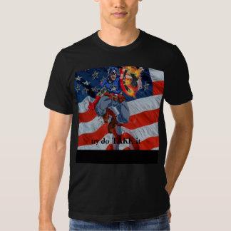 american_flag, try do TAKE it T-Shirt