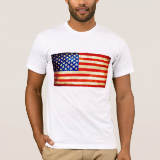 American flag tshirt mens