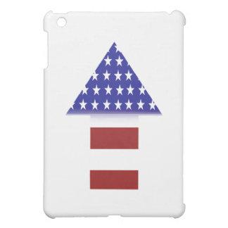 American Flag - unique shapes Case For The iPad Mini
