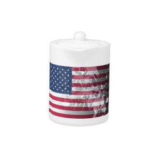 American Flag, US grunge patriotism (USA)