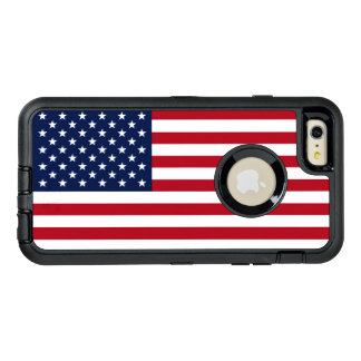 American Flag USA OtterBox iPhone 6/6s Plus Case