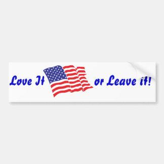 American-Flag/USA Pegatina Para Auto
