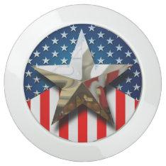 American Flag Usb Charging Station at Zazzle
